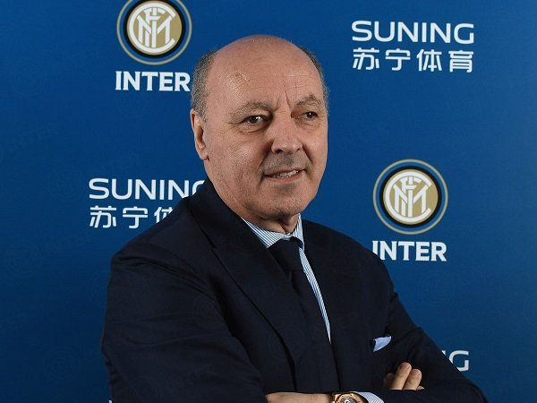 Marotta Yakin Inter Milan Akan Raih Scudetto Musim Ini
