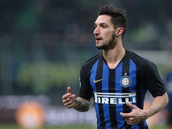 Napoli Sepakati Syarat Pinjam Matteo Politano dari Inter Milan