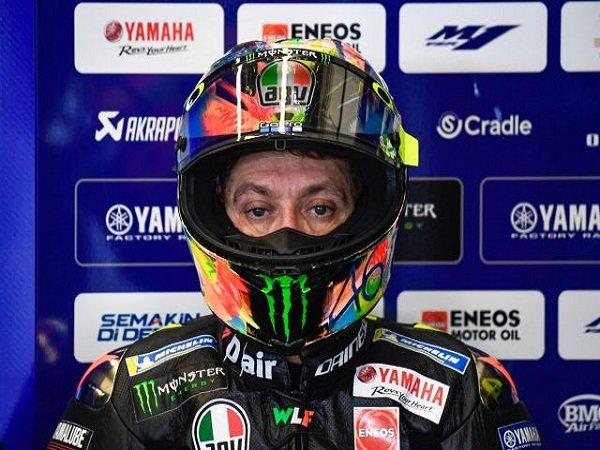Rossi Ungkap Alasan Terus Membalap Hingga Usia 40 Tahun