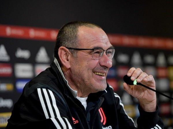 Sarri Minta Juventus Waspadai Rekor Bagus Roma pada Laga Tandang