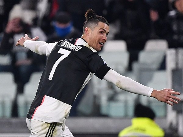 Sarri Ragu Mainkan Ronaldo untuk Laga Kontra Roma