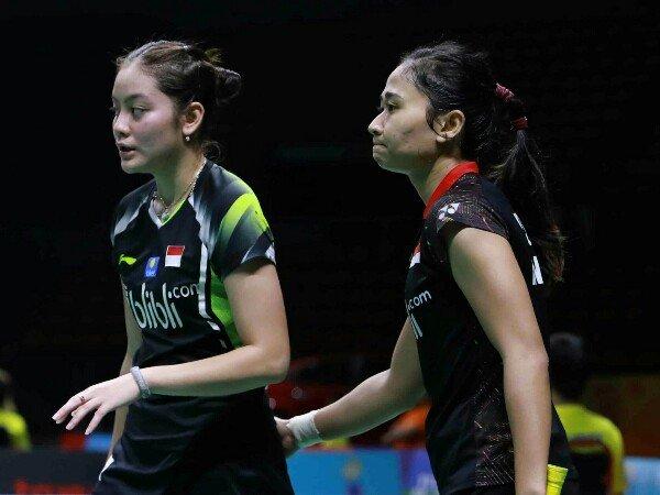Thailand Masters 2020: Ketut/Tania Terhenti Oleh Pasangan Jepang