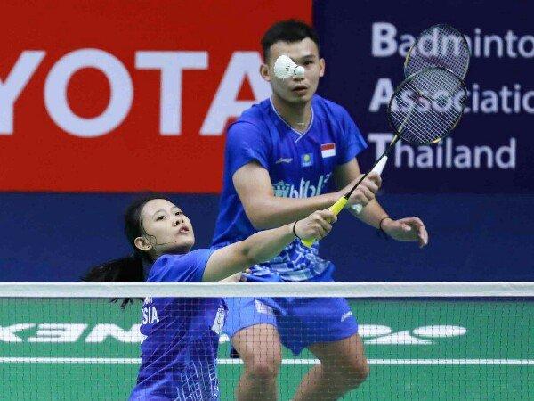 Thailand Masters 2020: Rinov/Mentari Masih Belum Mampu Akhiri Tren Buruk
