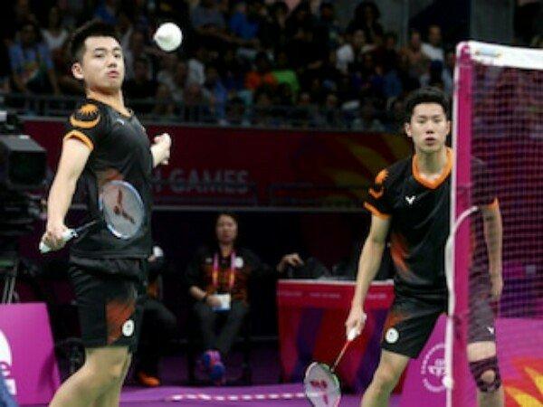 V Shem/Wee Kiong Belum Menyerah Kejar Tiket Olimpiade