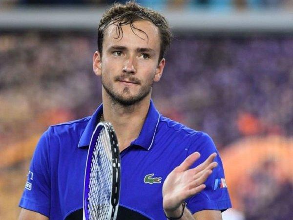 Hasil Australian Open: Rintangan Tak Buat Daniil Medvedev Patah Semangat