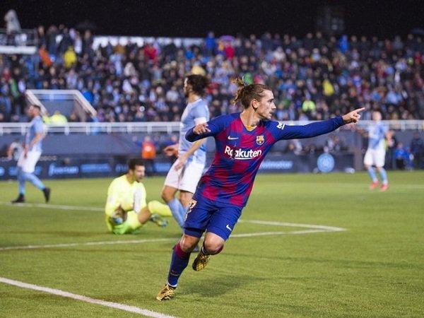 Selamatkan Barcelona dari Kekalahan, Ini Kata Griezmann