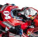 Andrea Dovizioso Hadirkan Ikon Baru di Desain Helmnya