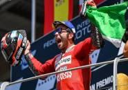 Berbekal Pengalaman Ekstra, Petrucci Optimis Raih Hasil Apik Bersama Ducati