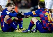 Griezmann Ingin Bikin Sejarah Bersama Messi di Barcelona