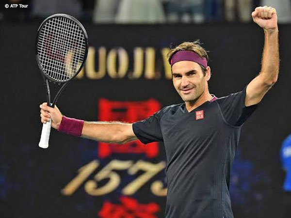 Hasil Australian Open: Demi Babak Keempat, Roger Federer Selesaikan Laga Lima Set Bersejarah