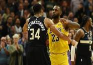 NBA Umumkan Starter All-Star Game, LeBron dan Giannis Jadi Kapten Lagi