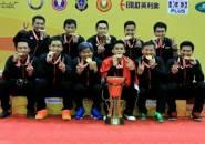 Berikut Daftar Atlet Tim Putra Indonesia di Kejuaraan Beregu Asia 2020