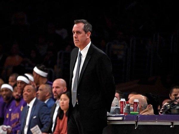 Frank Vogel Terpilih Jadi Pelatih Team LeBron di NBA All-Star Game 2020