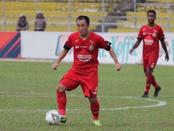 Ingin Kembalikan Semen Padang FC ke Liga 1, Yu Hyun Koo Berharap Bisa Segera Jadi WNI