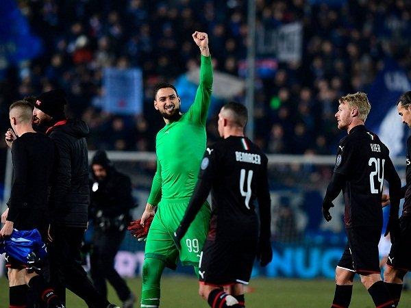 Kalahkan Brescia, Donnarumma Beberkan Tujuan Milan Musim Ini