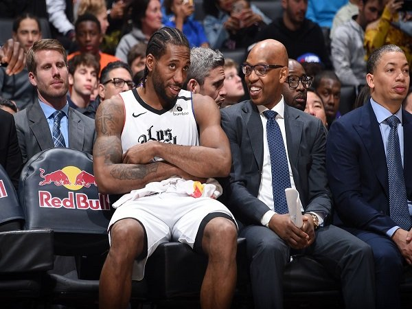 Para Pemain Clippers Bantah Isu Ketidakharmonisan Dalam Tim