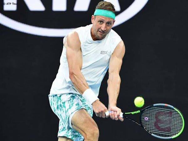 Hasil Australian Open: Kandaskan Fabio Fognini, Tennys Sandgren Siap Ramaikan Perempatfinal