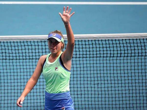 Hasil Australian Open: Langkah Cori Gauff Terhenti Di Tangan Sofia Kenin