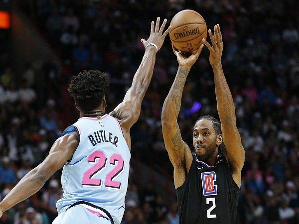 Kawhi Leonard Triple-Double, Clippers Pukul Mundur Heat