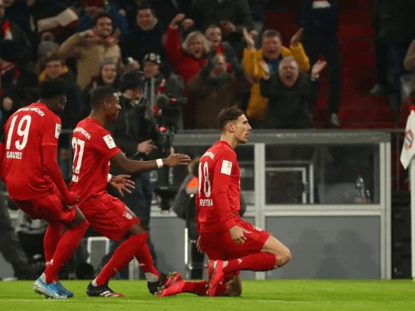 Leon Goretzka Akui Tak Menyesal Selebrasi di Depan Suporter Schalke 04