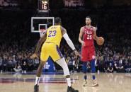 Los Angeles Lakers Takluk di Markas Philadelphia 76ers