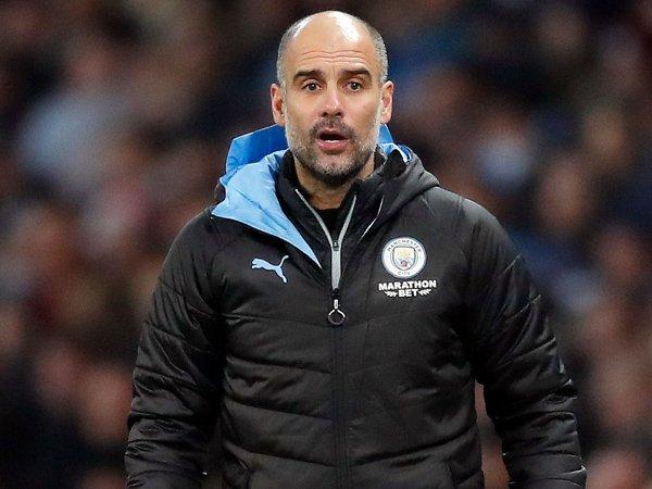 Meski Gagal Pertahankan Trofi Juara Liga, Guardiola Tetap Bangga Pada Man City