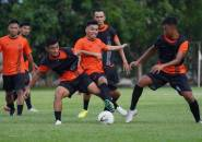 Skuat Persija Mulai Diberikan Latihan Taktik