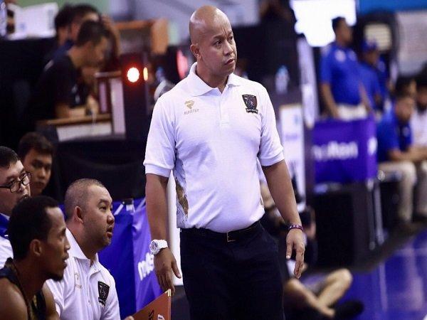 Coach Ebos Ungkap Alasan Bima Perkasa Lepas David Seagers