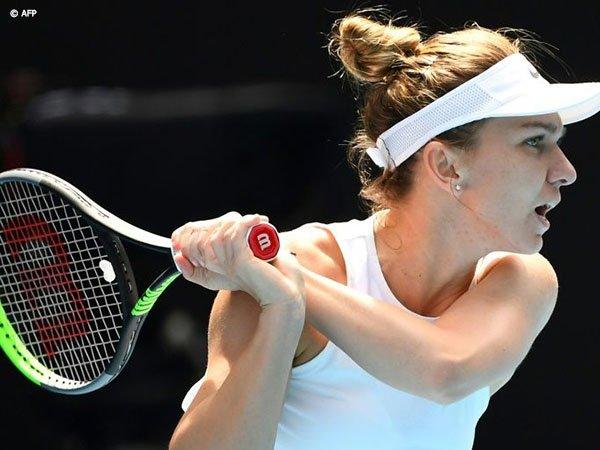 Hasil Australian Open: Simona Halep Bukukan Satu Tiket Perempatfinal