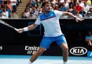 Hasil Australian Open: Usai Lima Set, Stan Wawrinka Paksa Daniil Medvedev Berkemas Dari Melbourne