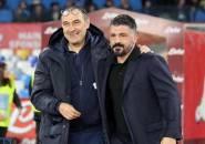 Juventus Kalah, Maurizio Sarri Malah Senang Bisa Bantu Napoli