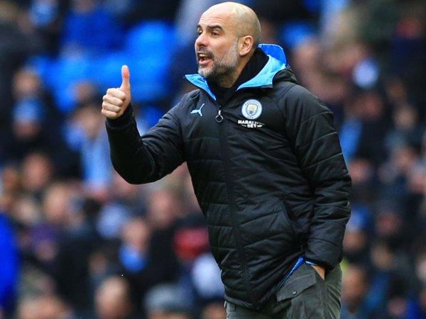 Man City Jadi Tim Pertama di Eropa Cetak 100 Gol Musim ini, Begini Tanggapan Guardiola