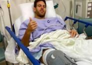 Demi Pulihkan Cedera, Juan Martin Del Potro Kembali Berhadapan Dengan Pisau Bedah