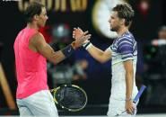 Hasil Australian Open: Dominic Thiem Tembus Semifinal Usai Buyarkan Mimpi Rafael Nadal
