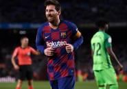 Bawa Barcelona Bantai Leganes, Messi Catatkan Kemenangan ke-500