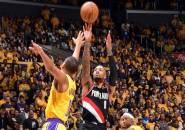 Damian Lillard Bawa Blazers Menang Atas Lakers