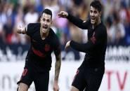 Vitolo Siap Gantikan Joao Felix di Derby Madrid