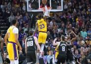 Bangkit Dari Keterpurukan, Lakers Permalukan Kings