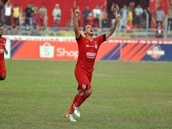 Eks Gelandang Semen Padang FC Merapat Ke PSIS