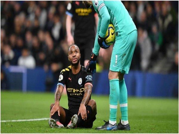 Man City Berpotensi Tanpa Raheem Sterling Saat Duel Lawan Real Madrid