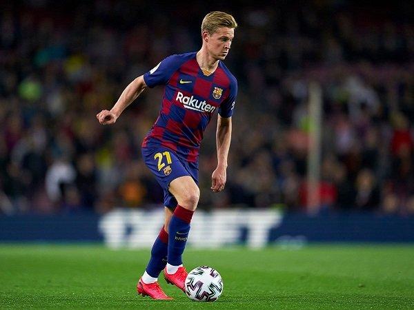Frenkie de Jong Yakin Barcelona Bisa Menangkan Liga Champions