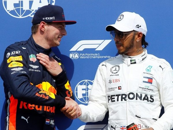 Jelang F1 2020, Verstappen Sudah Siapkan Strategi Taklukkan Hamilton