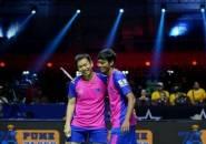 Kandaskan Zhang Beiwen, Rituparna Bawa Pune 7 Aces ke Semifinal PBL