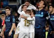 Copa del Rey 2019/2020: Prakiraan Susunan Pemain Real Madrid Kontra Real Sociedad