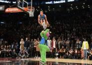 Daftar Lengkap Partisipan NBA Slam Dunk Contest 2020