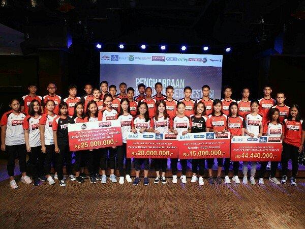 PB Djarum Beri Penghargaan untuk Atlet Muda Berprestasi