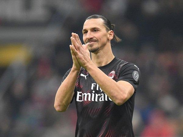 Ibrahimovic Ingin Jadi Starter Lawan Inter dan Juventus