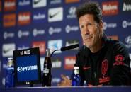 Hadapi Granada, Simeone Tekankan Atletico Madrid Belum Menyerah di Perburaun Gelar La Liga