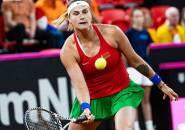 Hasil Fed Cup: Kiki Bertens Dan Aryna Sabalenka Buka Hari Pertama Dengan Kedudukan Imbang