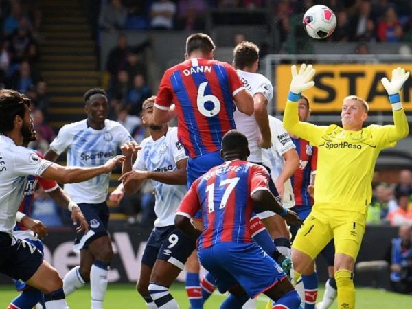 Premier League 2019/2020: Prakiraan Susunan Pemain Everton Kontra Crystal Palace